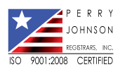 Perry Johnson certified